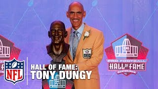 Tony Dungy Hall of Fame Speech  2016 Pro Football Hall of Fame  NFL