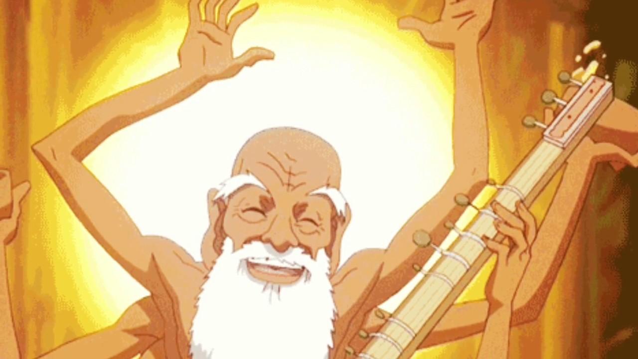 Guru Pathik and Aang Chakras - YouTube