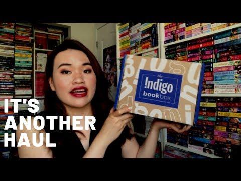 Chapters Indigo Book Box + Book Haul (ARCS)