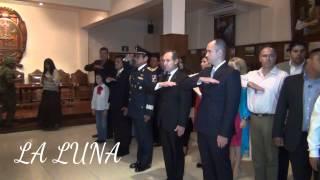 GRITO DE INDEPENDENCIA EN CELAYA, GTO. MEX. 2015
