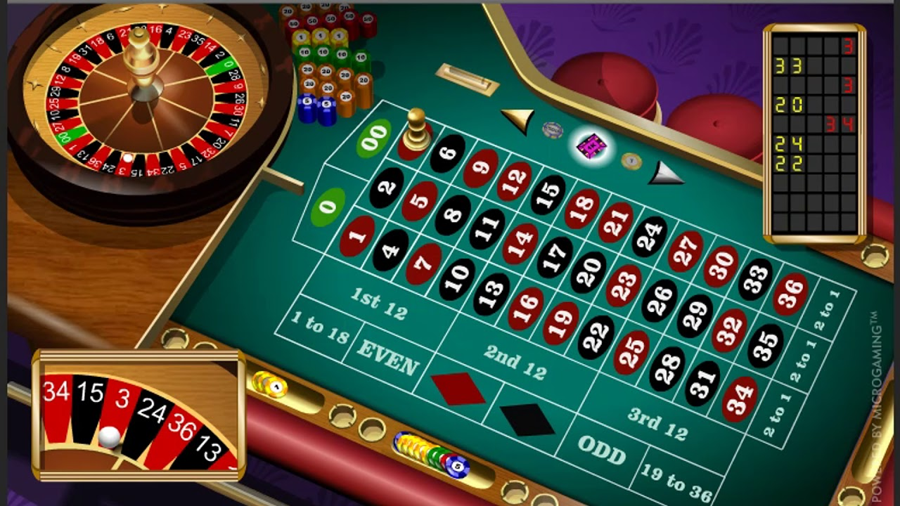 Roulette No Download Play Free