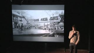 Ignite Bristol 07 - Dan Williams - Walt Disney World