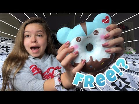 LISCENSED SQUISHIES FROM BANGGOOD? | christine marie