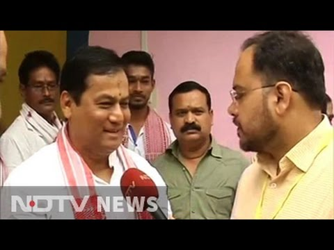 Optimistic, will manage mission 84 in Assam, says BJP's Sarbananda Sonowal
