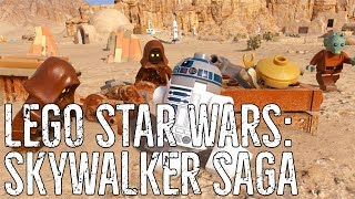 Trailer: LEGO STAR WARS - The Skywalker Saga