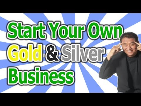 Preservation Of Wealth: Gold & Silver Business Opportunity