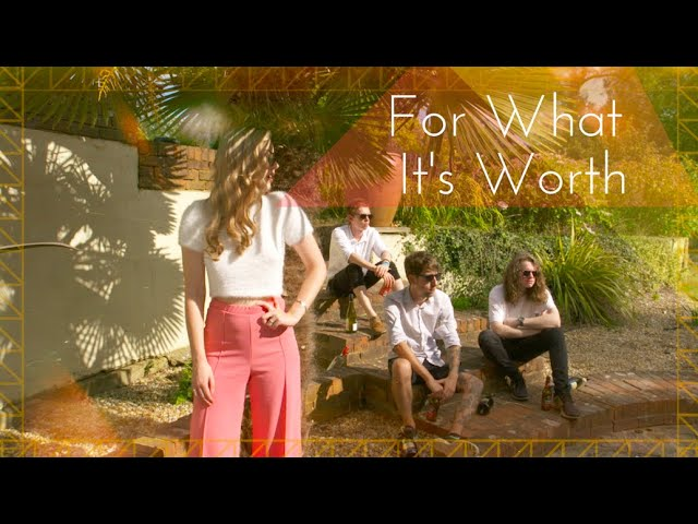 For What It's Worth | Official Music Video | Betsa