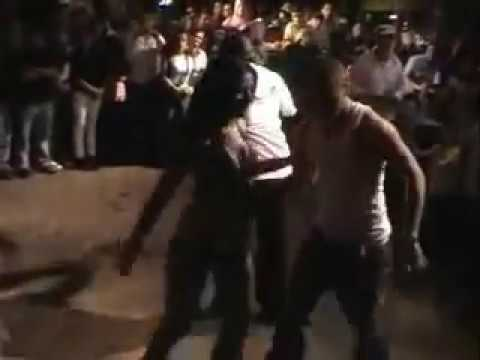 Colombian Style Salsa At A Club In Cali Colombia