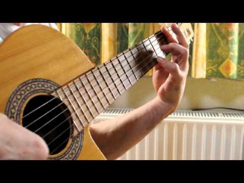 A Natural Thing (EARL KLUGH) 菊ギター第8号