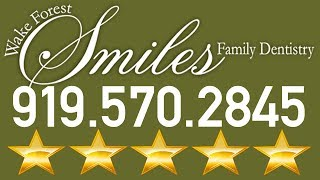 Smiles of Wake Forest Reviews | Call: 919.570.2845 | Family Dentist