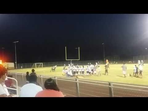 Bessie coleman Vs McCowan A Team 8th grade 12-0