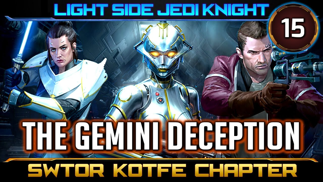 swtor knights of the fallen empire chapter 15 the gemini