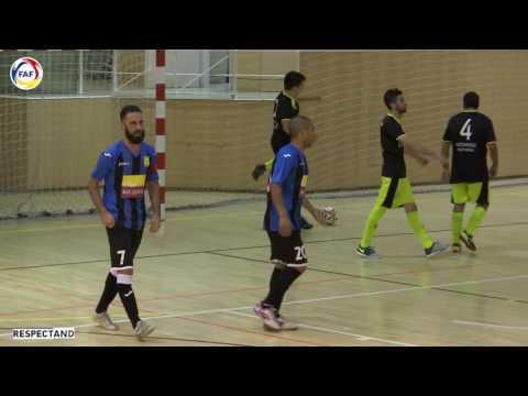 Vídeo-resum: Inter Club Escaldes vs CFS Pas de la Casa (9-4) (Lliga Futsal Viatges Pantours – J1)