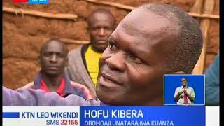 Hofu yatanda Kibera huku ubomoaji ukitarajiwa kuanza