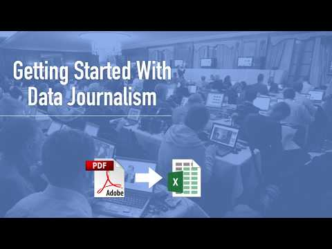 Extracting data from PDFs using Tabula