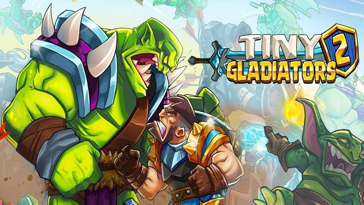 Tiny Gladiators 2astuce hack et triche