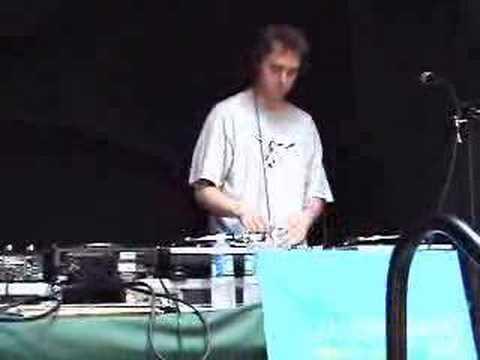 Cut Chemist LIVE @ The Sound Garden pt 1