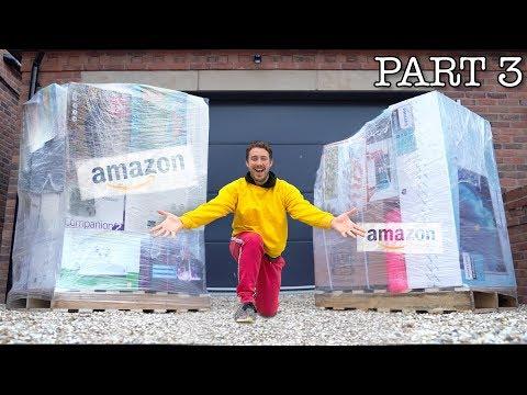 I Bought 2 BOXES of Amazon Customer Returns & Got Some AMZING Stuff (Amazon Returns Pallet Unboxing)