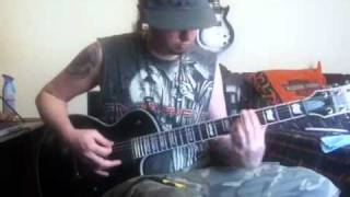 Godsmack shine down guitar cover