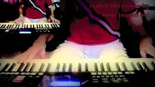 tera ishaq bada teekha-Rowdy Rathore-on keyboard