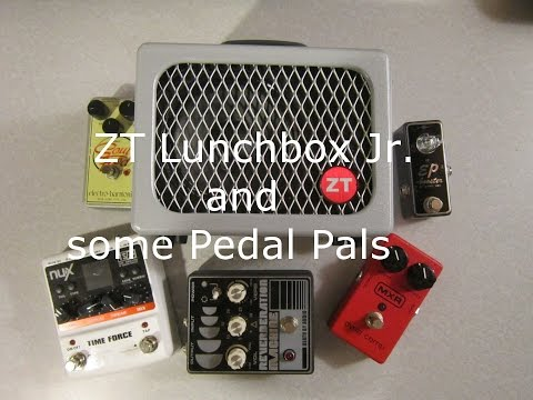 ZT Lunchbox Junior and Pedal Pals