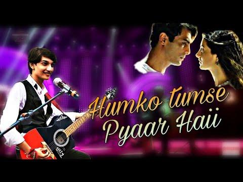 humko-tumse-pyaar-hai..-akash-vaja-cover-version