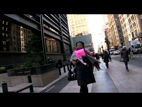 """Power To The People W/PINK SLIPS! """"THE LINE"""" 5,000 Protest Against Unemployment 3/6/12"""