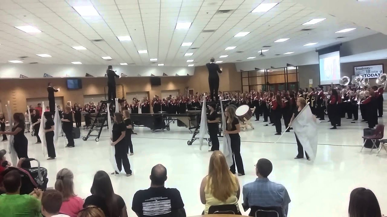 Burleson high school fight song - YouTube