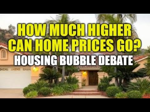 HOW MUCH HIGHER CAN HOME PRICES GO? U.S. HOUSING BUBBLE DEBATE, MORE HOMEOWNERS DECIDE TO SELL