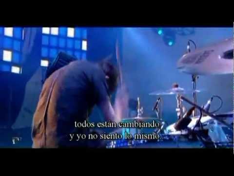 keane everybody's changing español subtitulos