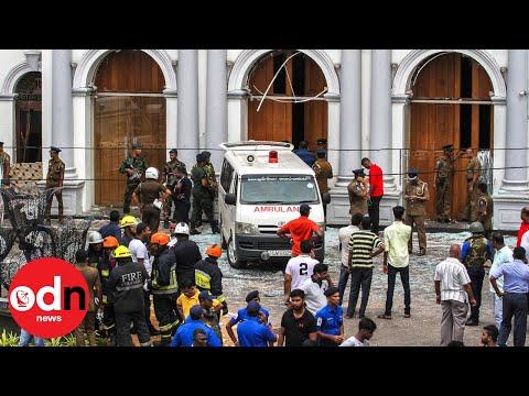 Sri Lanka attacks: Eight British nationals among hundreds dead