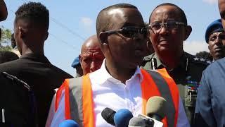 Теракт в Сомали, 100 человек погибли