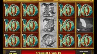 Leonardos Code kostenlos spielen - Novomatic / Apex