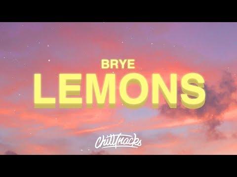 "Brye - Lemons (Demo) Lyrics ""there's a billion people on this planet"""