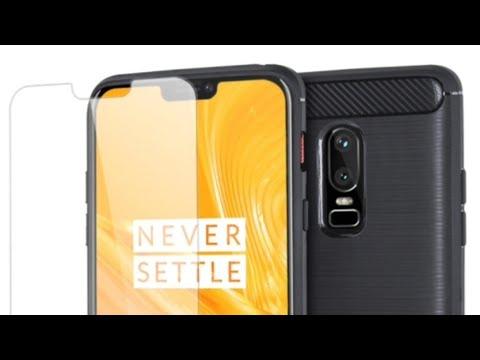 newest 253b8 c1e95 OnePlus 6 live video by Case Maker | Must Watch Guys | latest op6 leak