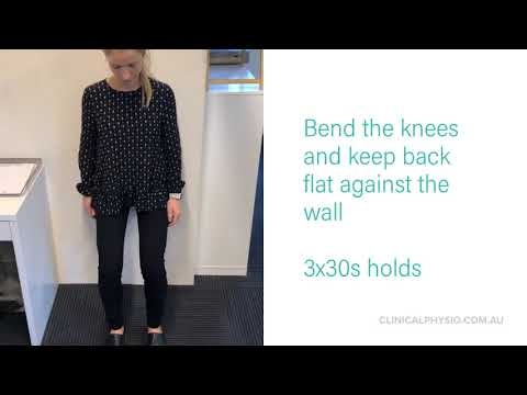 Start to strengthen your Quadriceps and Knees