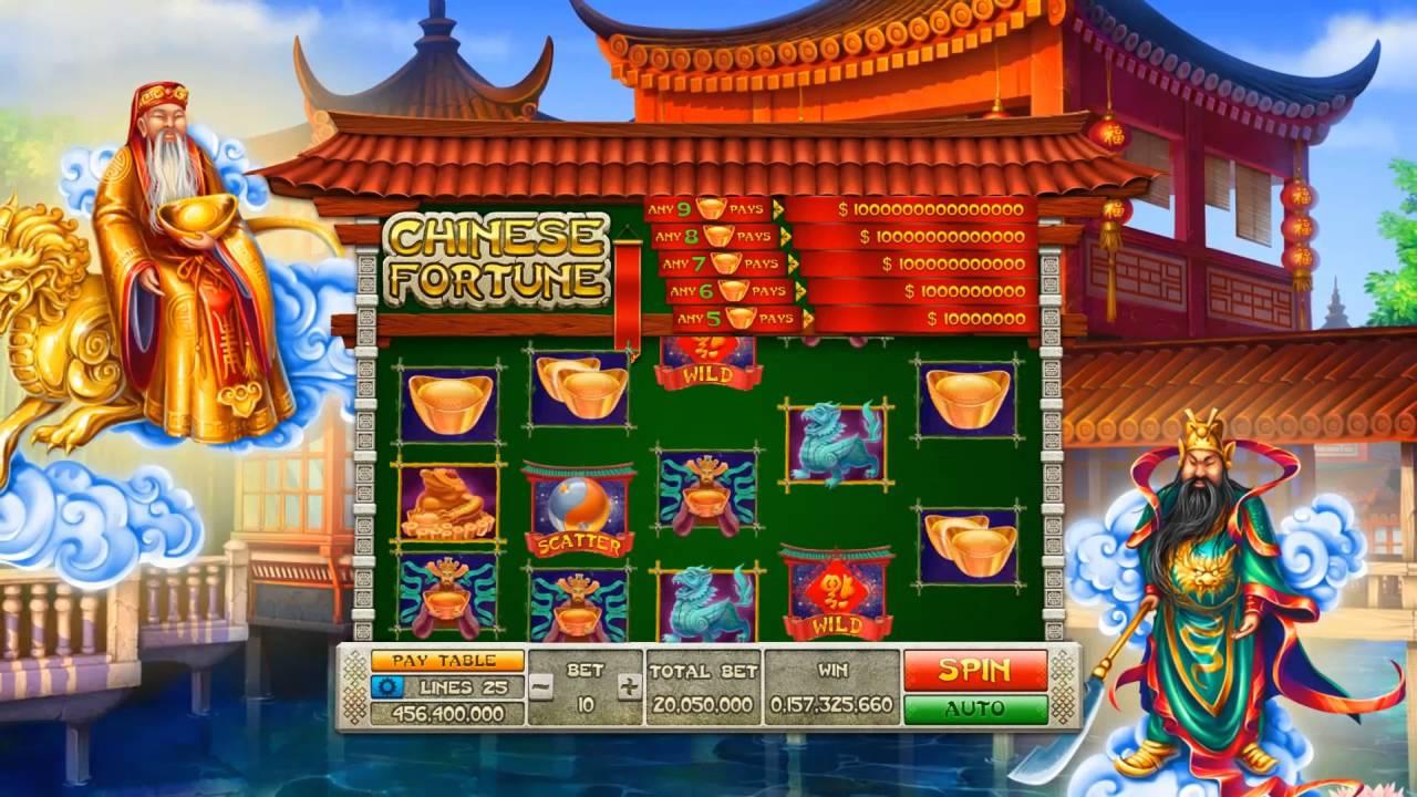 Chinese Themed Slot Machines
