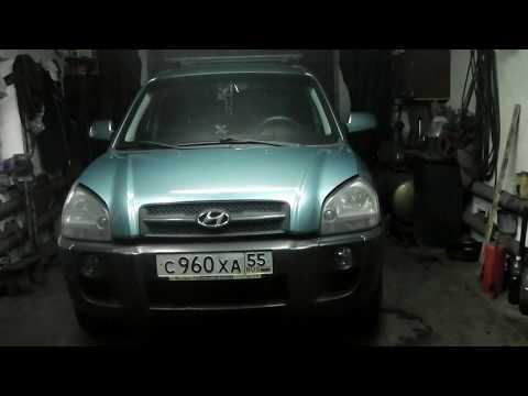 Фото к видео: HYUNDAI TUCSON двс V6 G6BA замена грм свечей зажигания