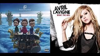 100 Hell Days - AJR vs Avril Lavigne (Mashup) Video