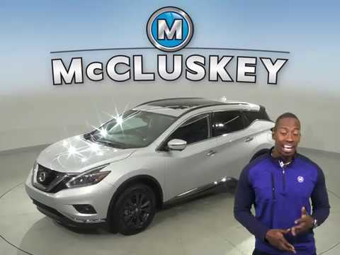 A16522TR Used 2018 Nissan Murano Silver SUV Test Drive, Review, For Sale -