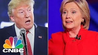 Comparing Donald Trump And Hillary Clinton By Platforms And Promises | CNBC