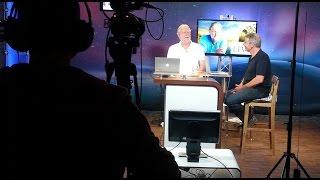"""Dieter Broers LIVE #2  Zirbeldrüse, """"Verstandesparasiten"""" (Toxoplasmen) und Erdmagnetfeld"""