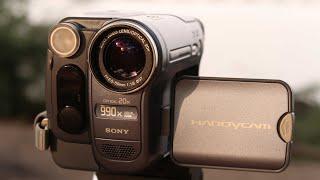 Sony Handycam CCD-TRV128: Test Footage