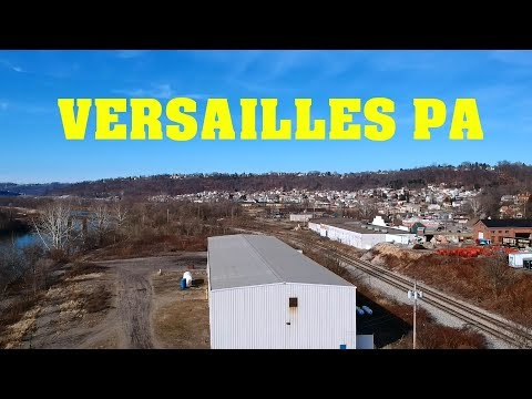 Quick Flight with the DJI Spark Versailles Pa