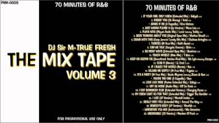 rnb non stop mix the mix tape vol 3 70 minutes of r