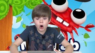 Playing Mr Crab (iPad/iOS/Android Gameplay) (KID GAMING)