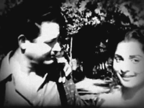 Mohammad Rafi & Geeta Dutt - Tum Jo HoAey Mere Humsafar