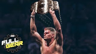 All Winners and Losers of AEW Full Gear (Predictions)
