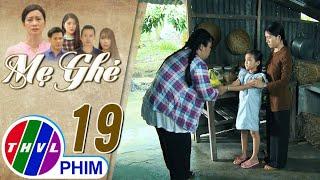 image Mẹ ghẻ - Tập 19[4]: Thư giúp Diệu làm công chuyện nhà vì thấy dì mệt mỏi