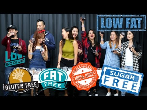 Truth Behind Food Labels with Filipino YouTubers   Ranz Kyle, Jayden, Anna Cay, Anne Clutz & more!